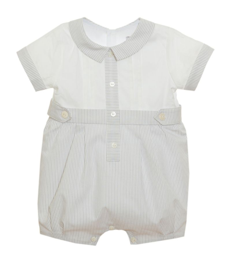 Patachou Striped Playsuit (6-24 Months)