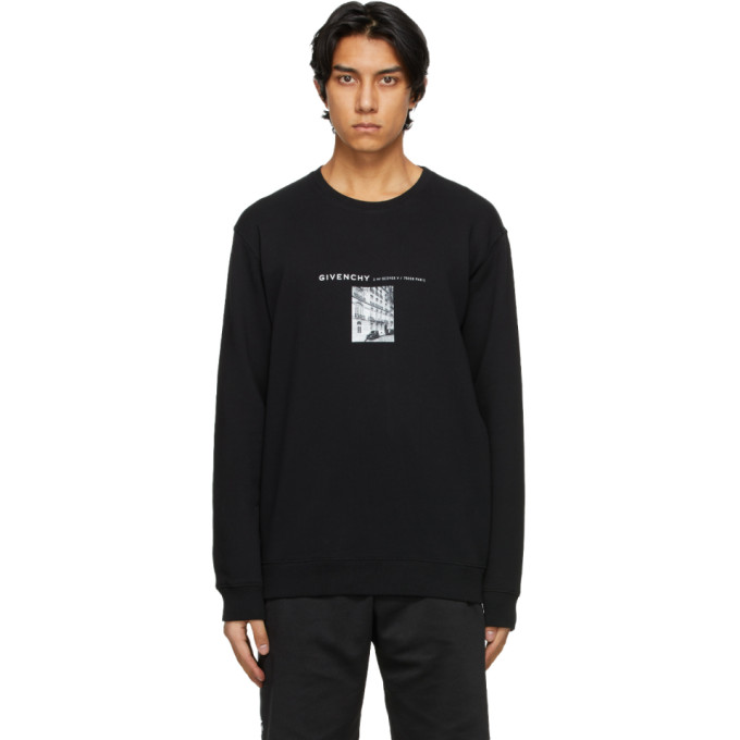 Givenchy 黑色 Photo 套头衫