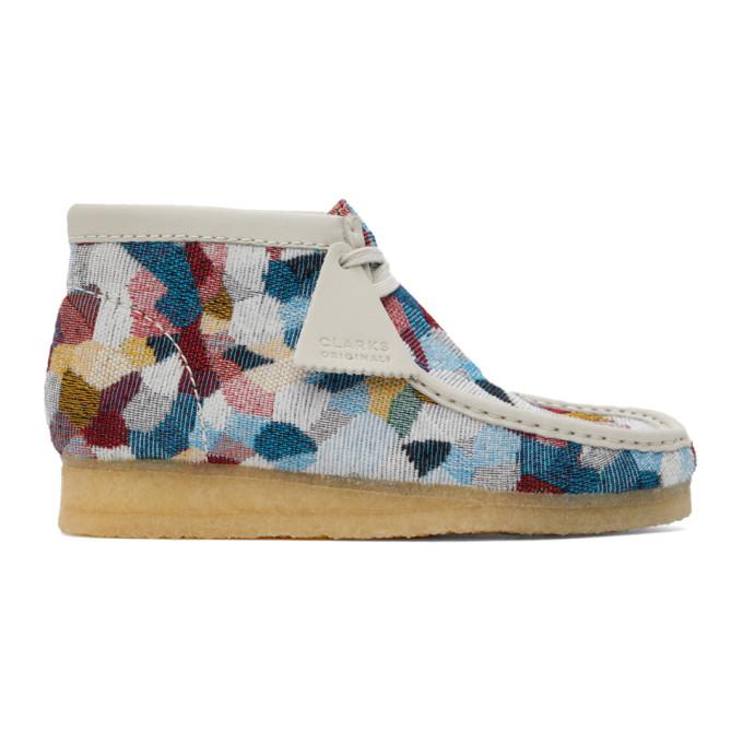 Clarks Originals 多色 Wallabee 沙漠靴