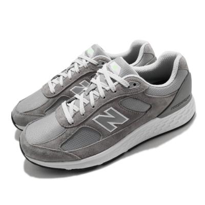 New Balance 休閒鞋 1880 Wide 寬楦 運動 男鞋 紐巴倫 復古 簡約 麂皮 質感 穿搭 灰 白 MW1880C12E