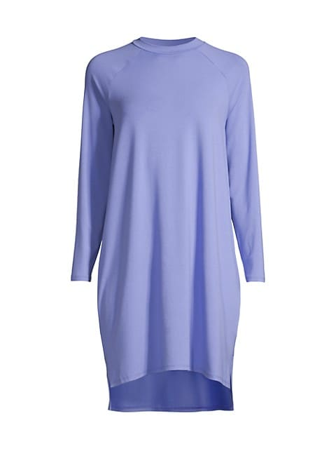 Raglan T-Shirt Dress