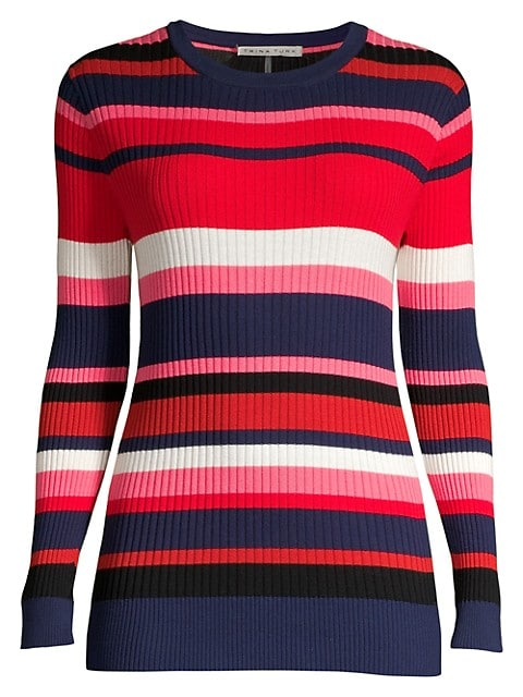 Agent Striped Sweater