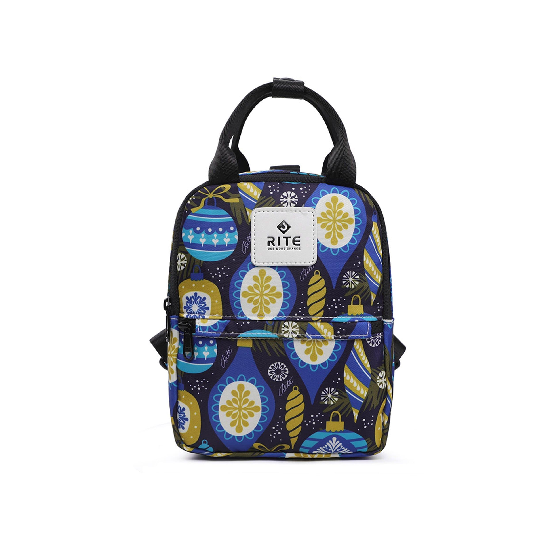 【限時特惠】V3露可小包 小後背包 多種背法 燈飾藍