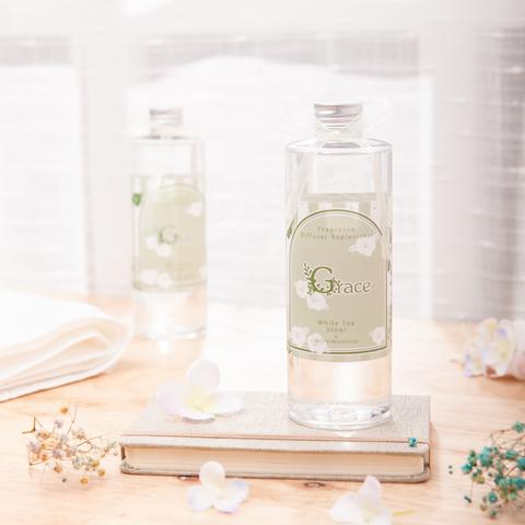 Grace白茶補充瓶300ml