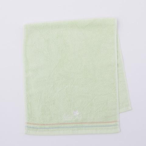 Clover有機棉毛巾-植綠