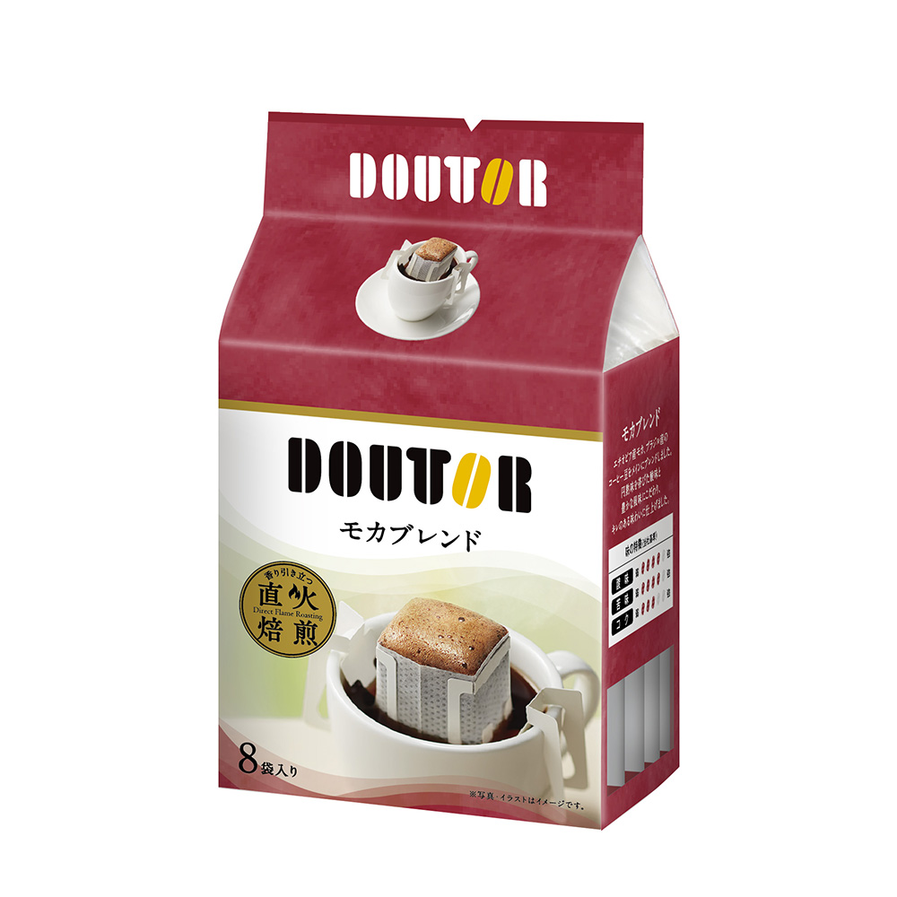 羅多倫濾掛式咖啡-摩卡 (12袋)