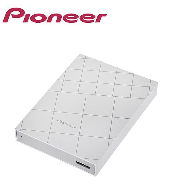 Pioneer 先鋒 1TB 2.5吋 APS-XH01 (不挑色)行動硬碟