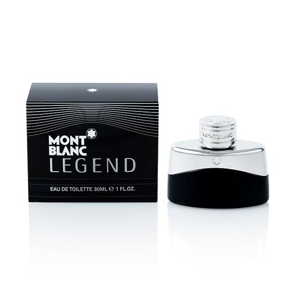 MONTBLANC 傳奇經典男性淡香水30ml 【康是美】