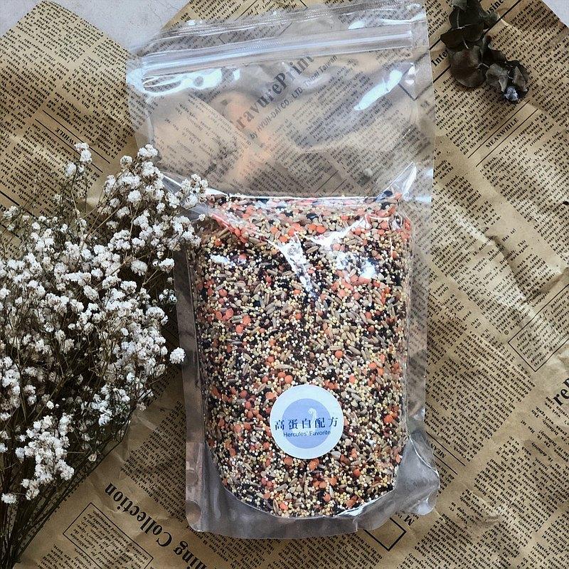 一小包穀物   高蛋白配方 1公斤家庭號