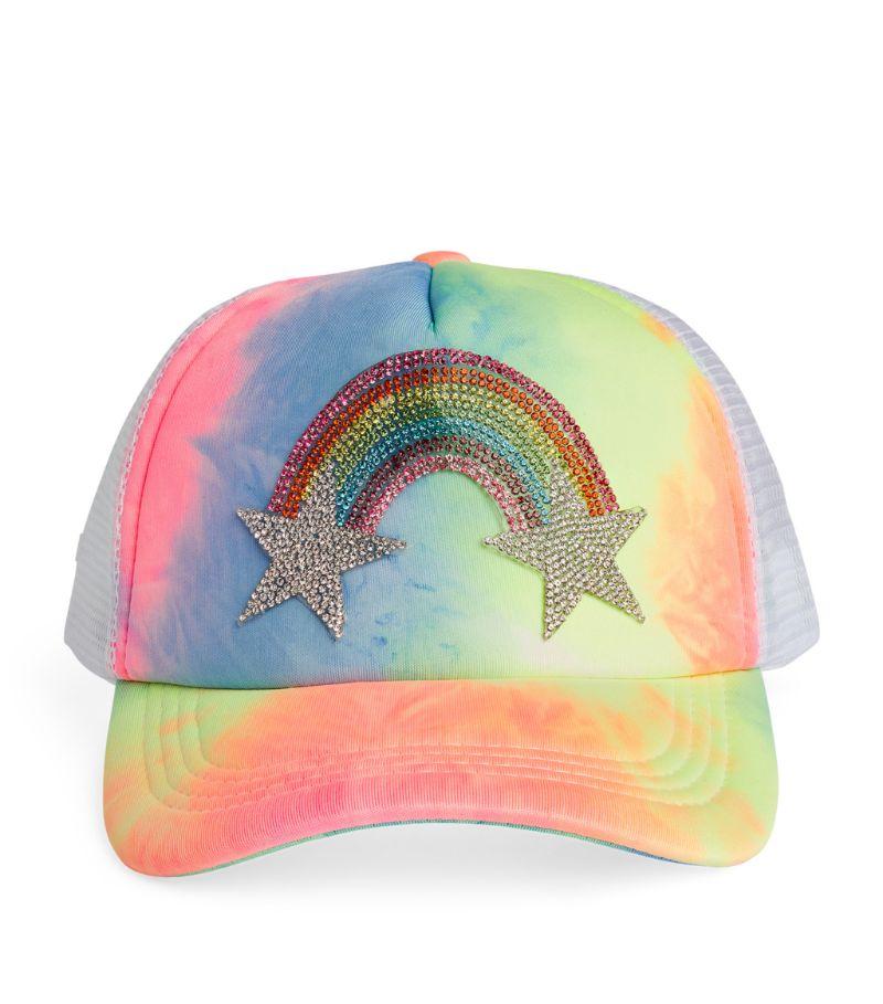 Bari Lynn Rainbow Baseball Cap