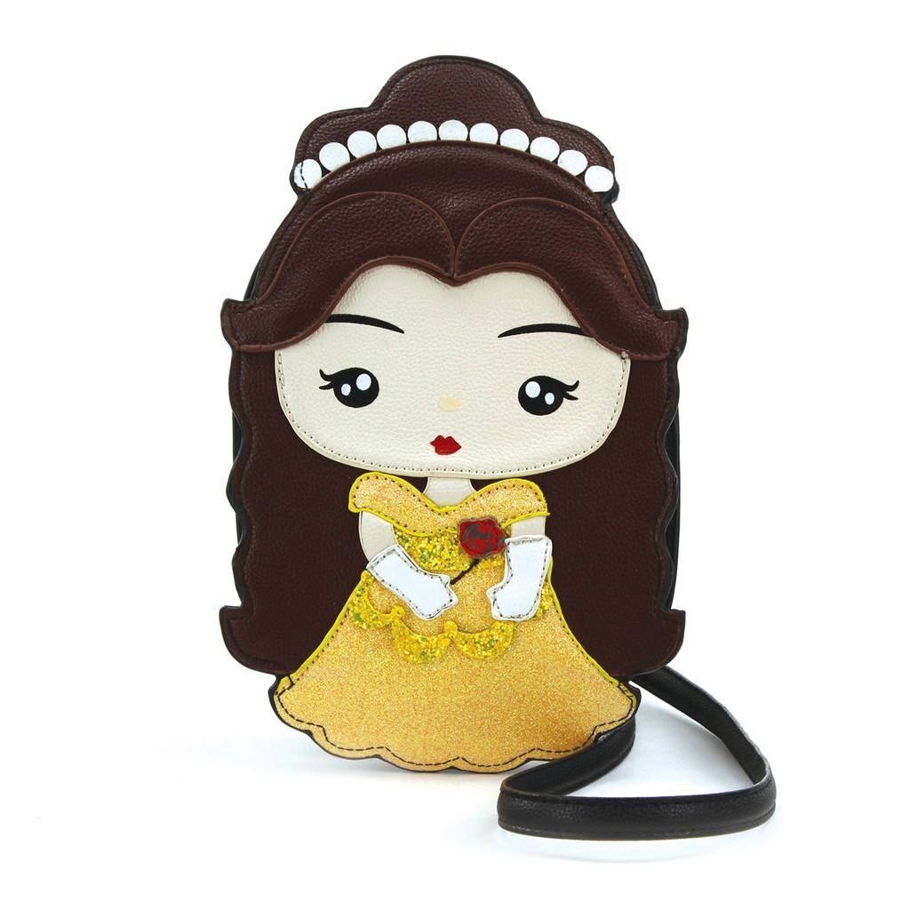 美麗的貝兒公主童趣造型斜揹包 - Sleepyville Critters酷樂村 耶誕禮物