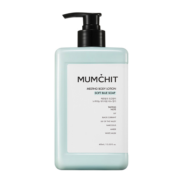 MUMCHIT默契 香氛身體乳液#402(400ml) 【康是美】