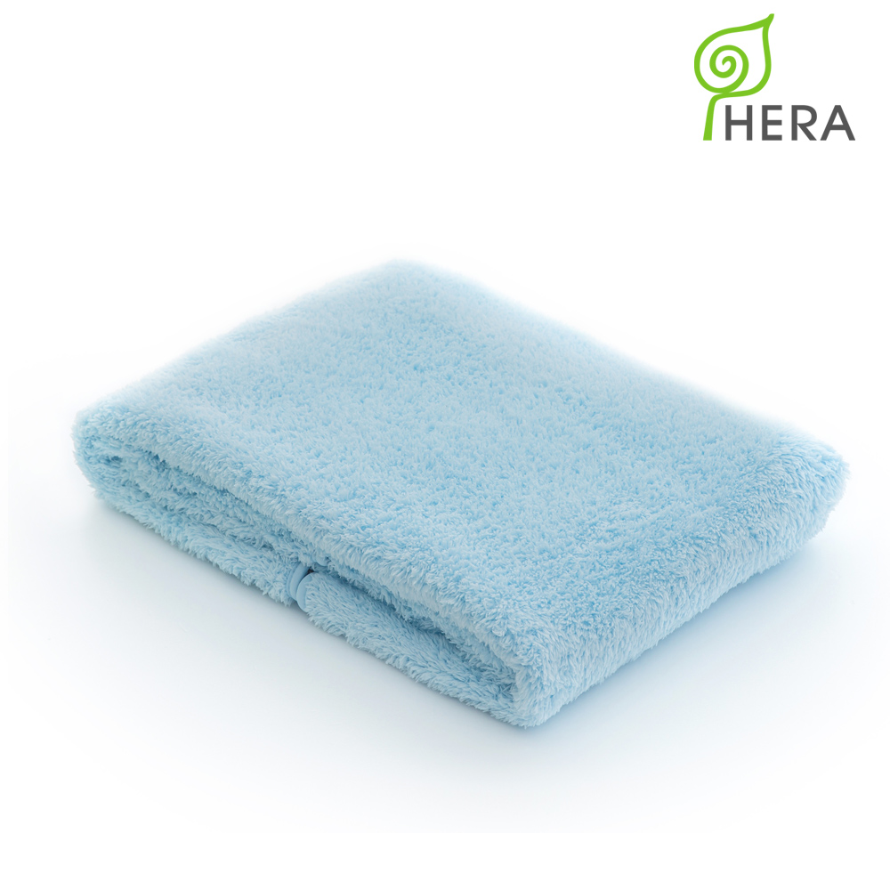 HERA-3M專利瞬吸快乾抗菌超柔纖-大浴巾(晴空藍)