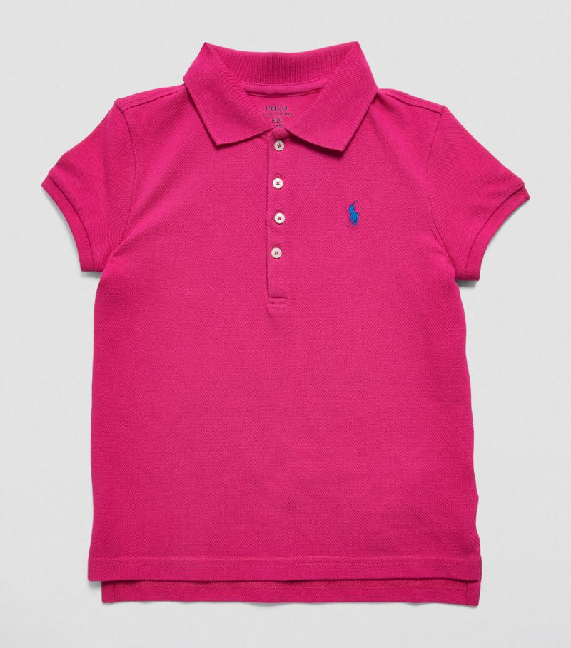 Ralph Lauren Kids Cotton Polo Shirt (7-14 Years)
