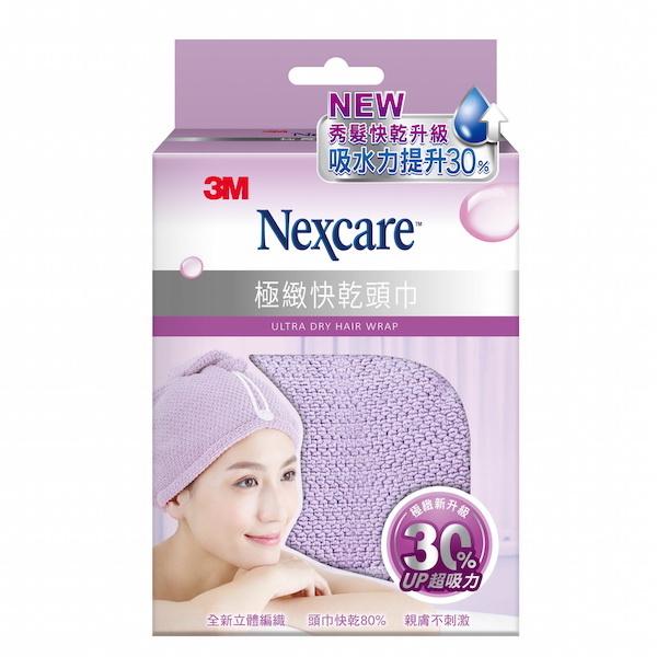 3M 極緻快乾頭巾【康是美】