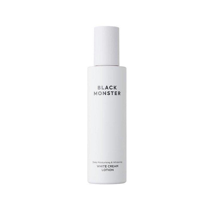 BLACKMONSTER 亮白保濕水凝乳 【康是美】