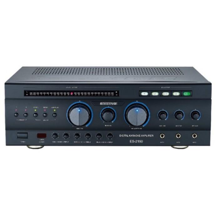 燕聲ENSING ES-2150 迴音擴大器 150W+150W 台灣製造 公司貨享保固《名展影音》