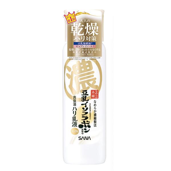 SANA  豆乳美肌緊緻潤澤乳液150ml 【康是美】