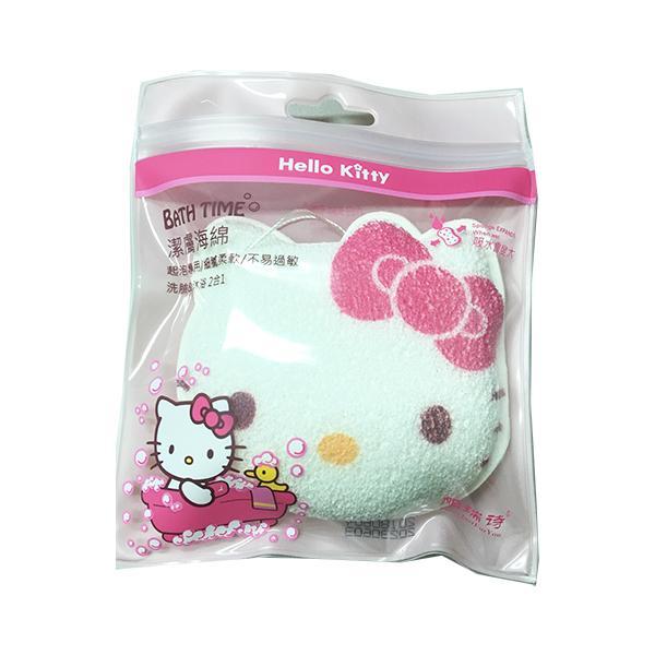 帕瑞詩Hello Kitty潔膚海綿1入 【康是美】