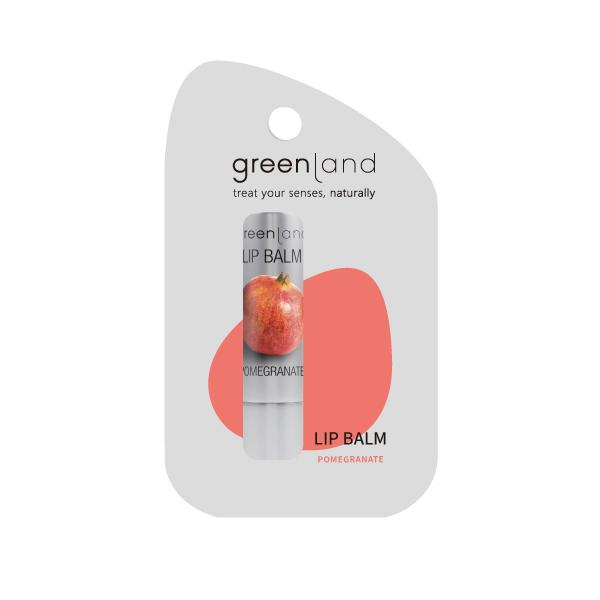 Greenland 果漾潤澤石榴護唇膏(3.9gr) 【康是美】