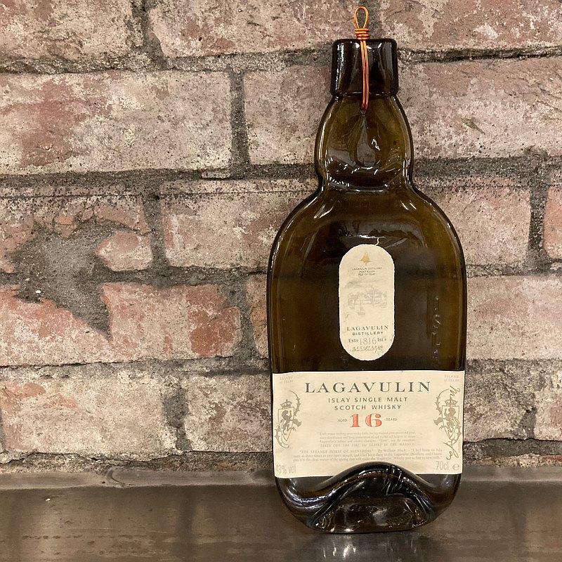 Lagavulin 16 拉加維林16年威士忌 原瓶掛件 吊飾