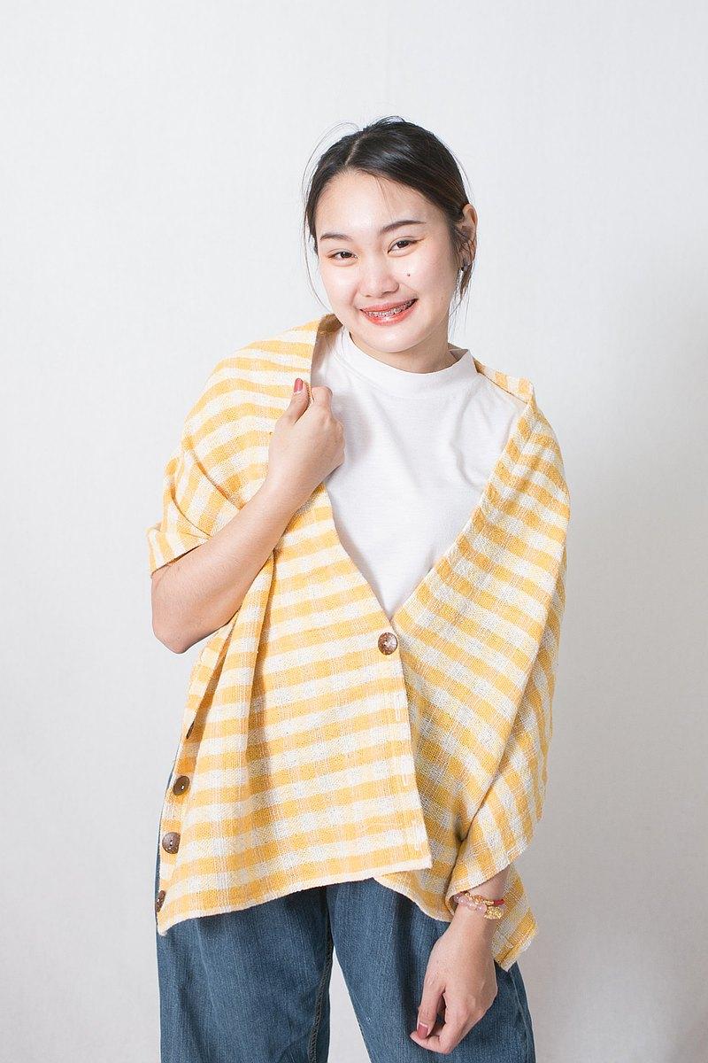 3ways圍巾圍巾/披風