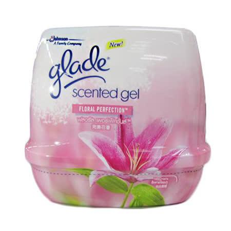 滿庭香除臭清香凝膠-完美花香200g