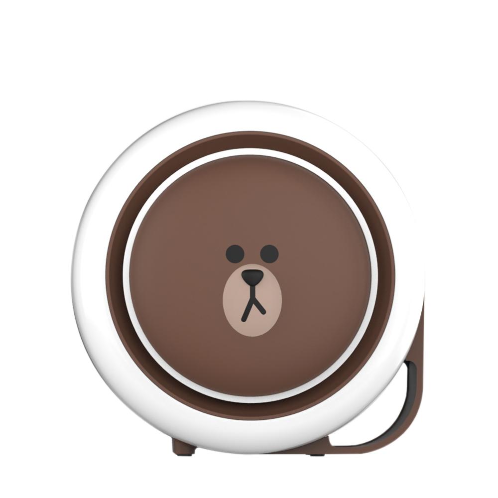 熊大 小漢堡空氣清淨器