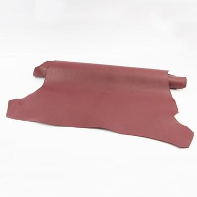 IVAN 法國艾朗山羊皮 -酒紅色95581-15