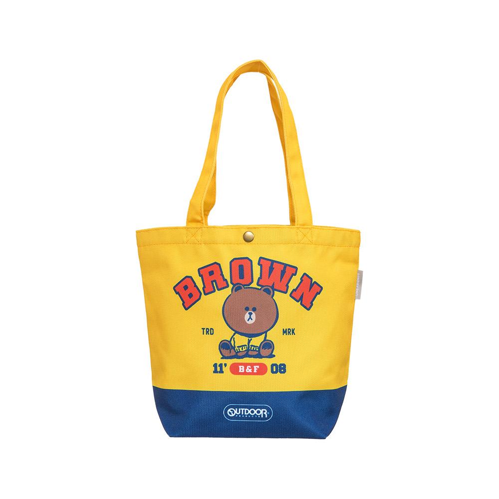 熊大 校隊購物袋(UNIVERSITY系列)