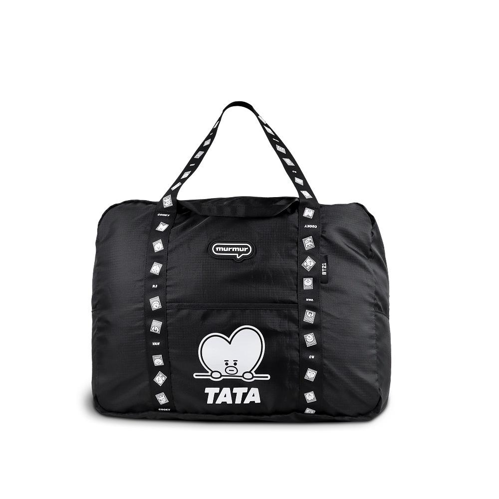 BT21 TATA 旅行袋(Wappen系列)