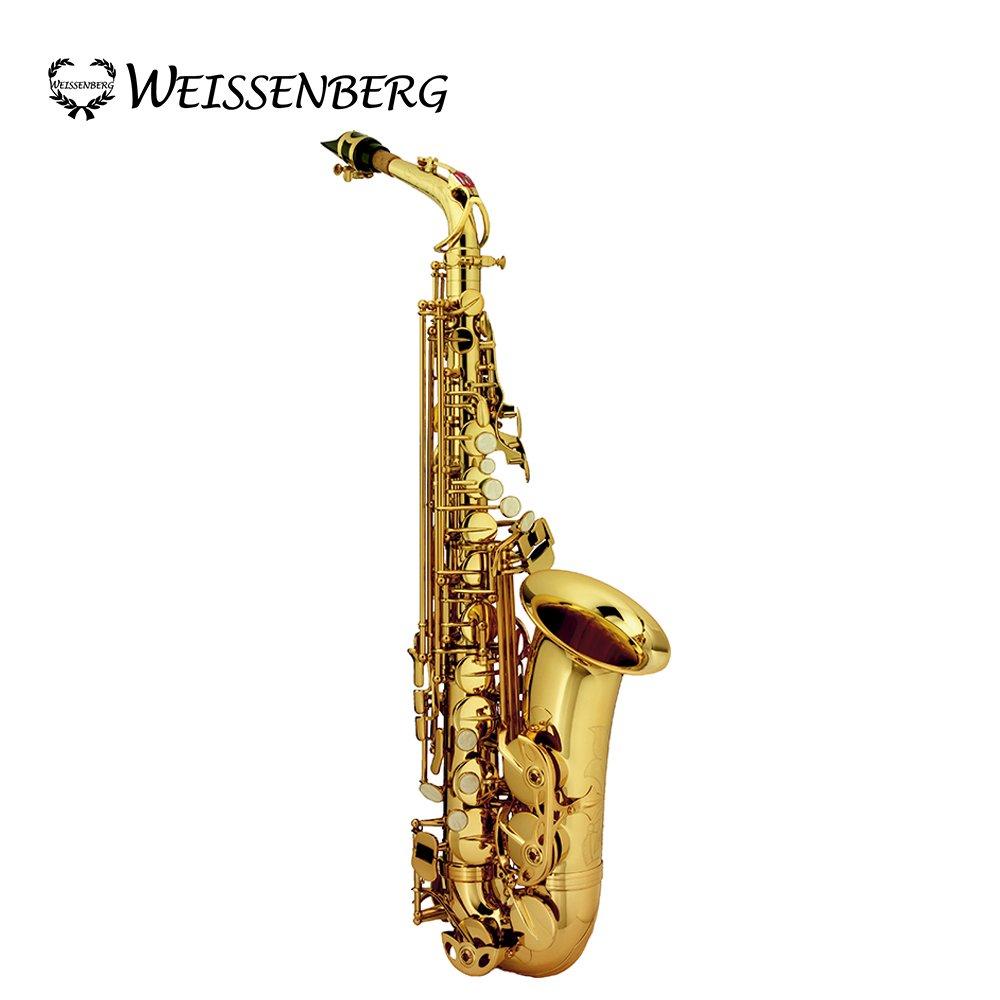 Weissenberg A-603GL Alto 中音薩克斯風 金漆款