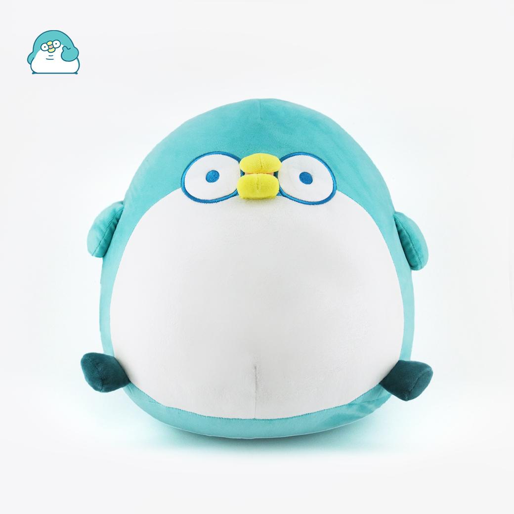 PP mini 小小企鵝_40cm絨毛玩偶