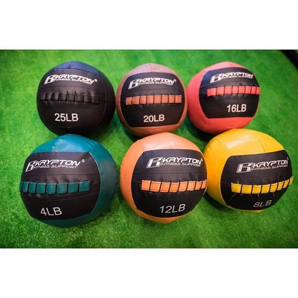 『VENUM旗艦館』Krypton 軟式藥球 軟藥球 綠 健身 體能訓練 運費到付 12LB