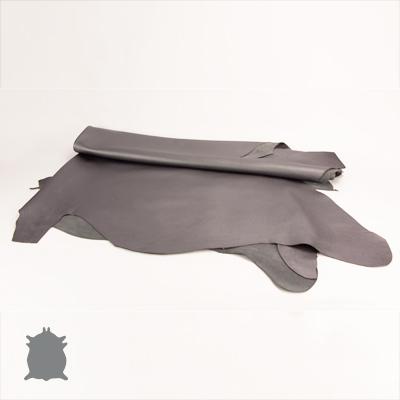 IVAN 荔枝紋牛軟皮- 銀灰LV939
