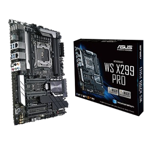 ASUS 華碩 WS X299 PRO LGA2066 伺服器主機版
