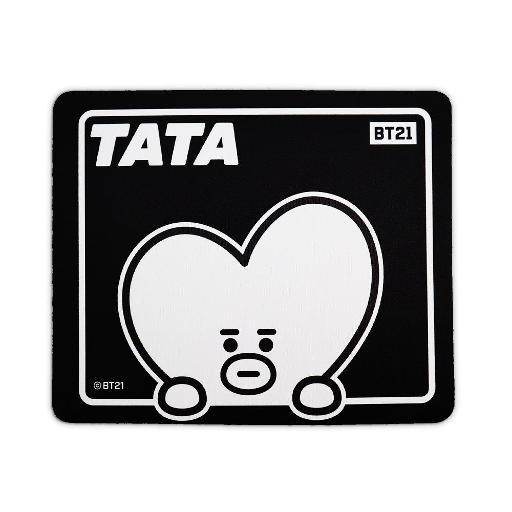 BT21 TATA 萬用墊(Wappen系列/可當滑鼠墊)