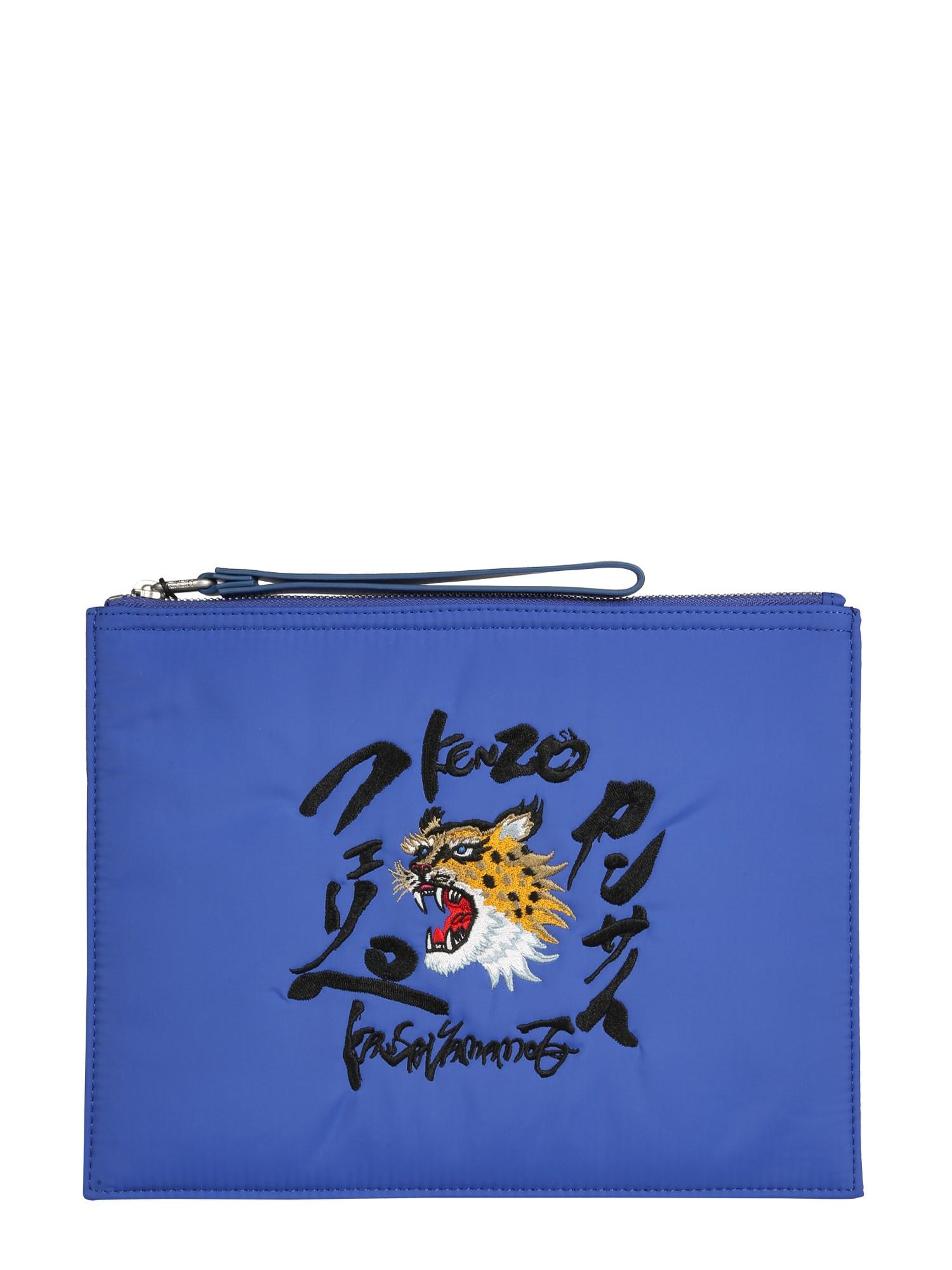 kenzo nylon pouch