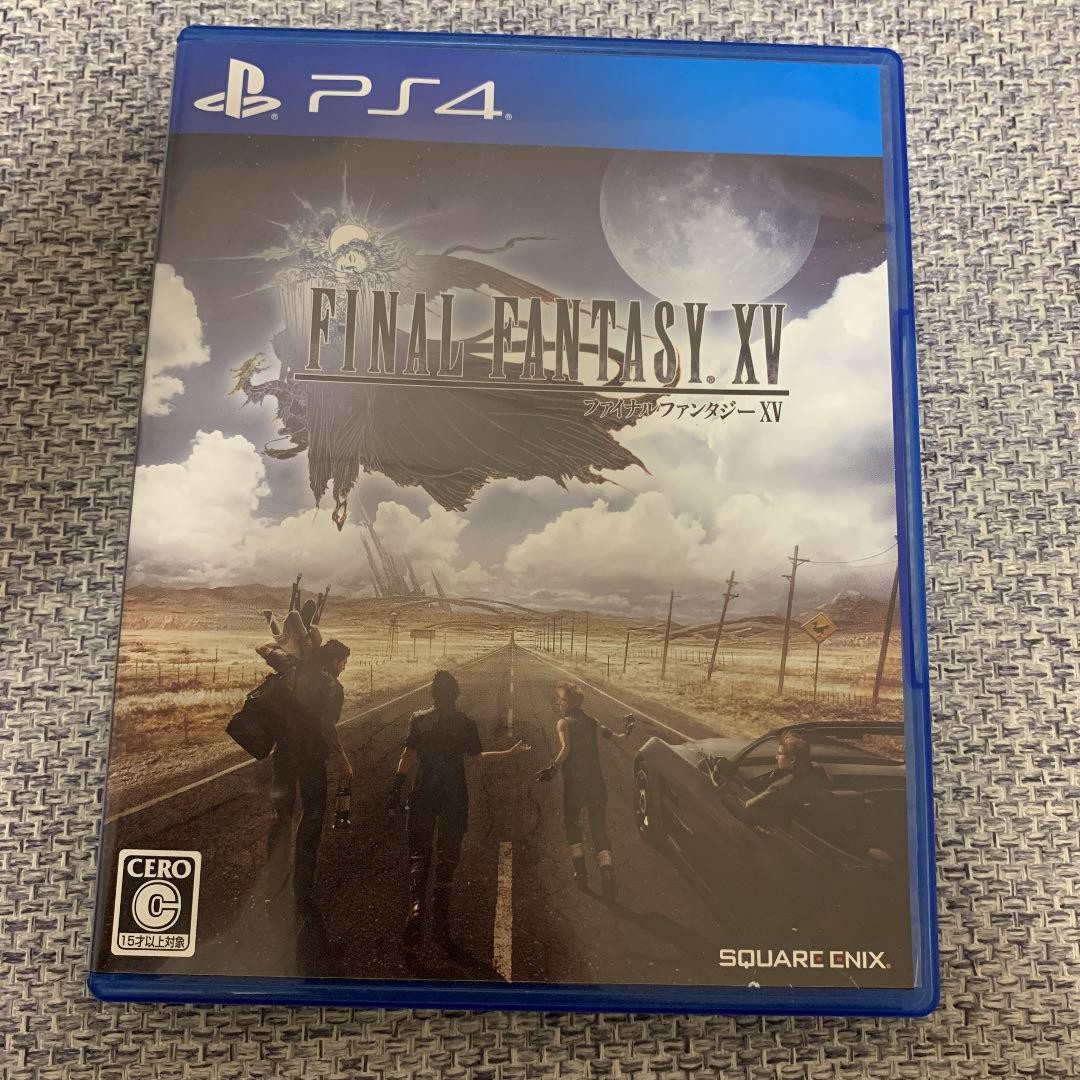 日本直送 二手 PlayStation 4 (PS4) 遊戲 Final Fantasy mercari