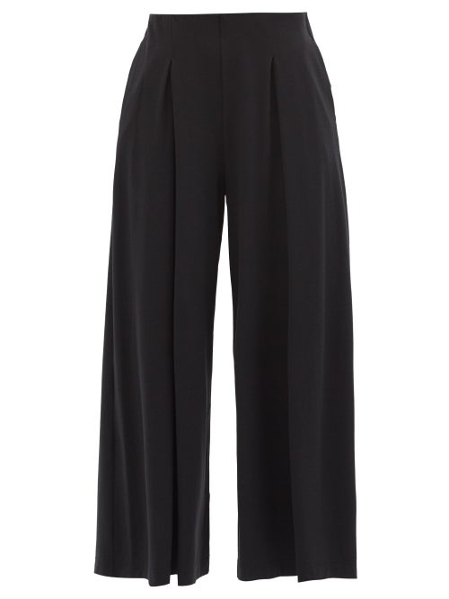 Weekend Max Mara - Ussita Trousers - Womens - Black