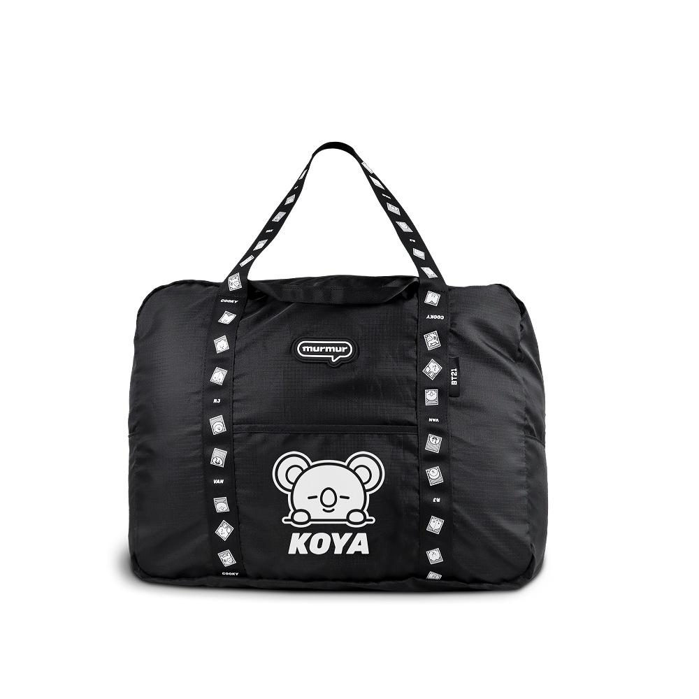 BT21 KOYA 旅行袋(Wappen系列)