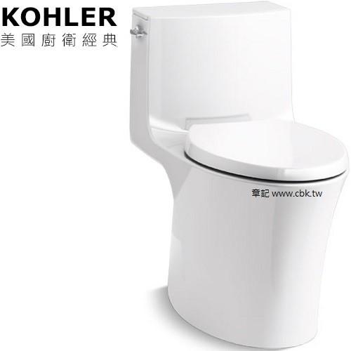 KOHLER Veil 五級旋風單體馬桶 K-1381T-S-0