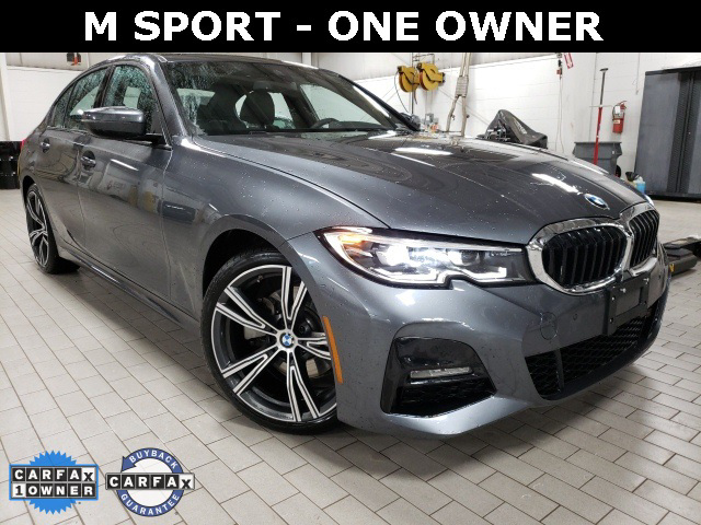 [訂金賣場]Certified 2019 BMW 330i xDrive