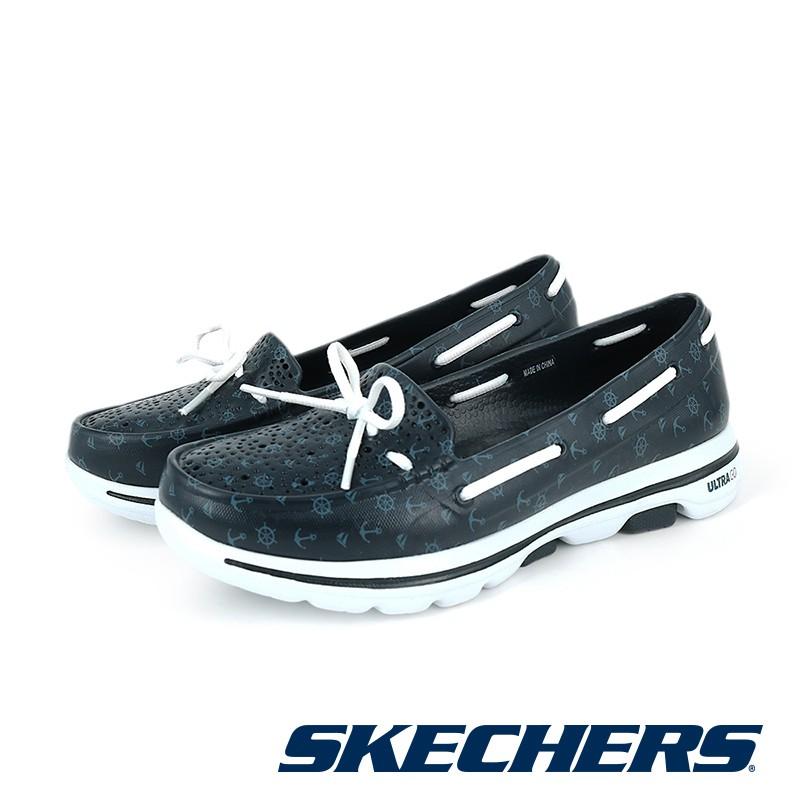 【SKECHERS】女 健走系列 GOWALK 5 水鞋-111107NVY - 海軍藍