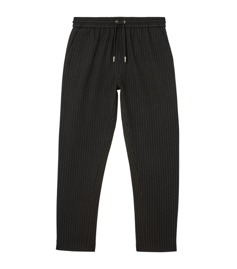 Burberry Pinstripe Trousers