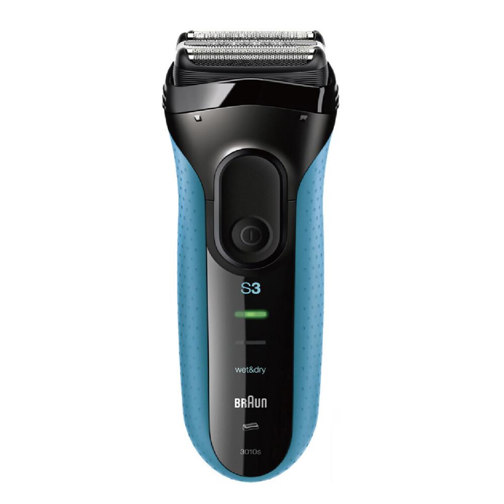 德國百靈新升級 三鋒系列 電動刮鬍刀 3010s 贈旅行收納盒