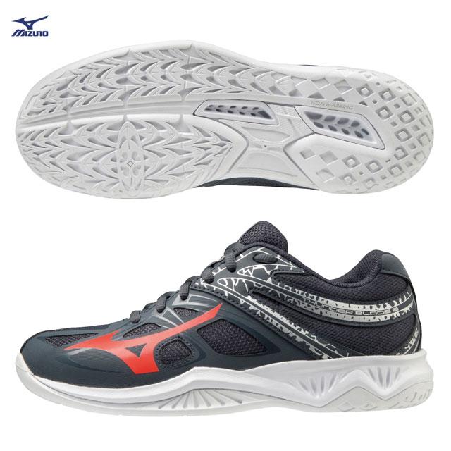 【美津濃MIZUNO】THUNDER BLADE 2 一般型女款排球鞋 V1GC197066