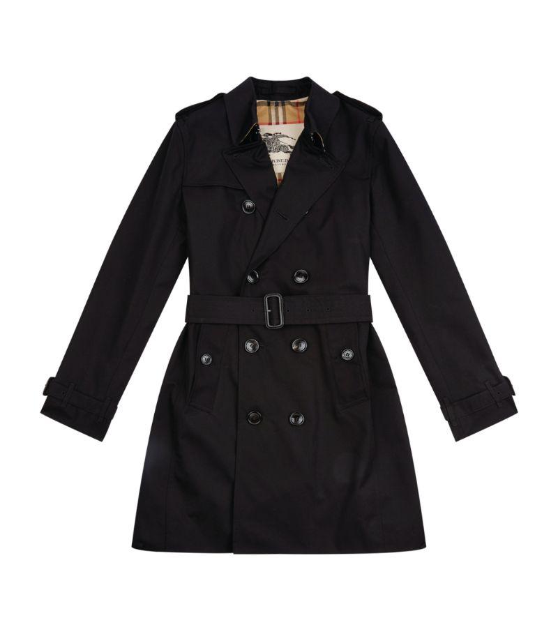 Burberry Kids Mayfair Trench Coat (3-12 Years)