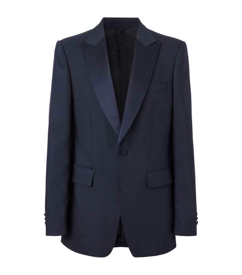 Burberry English-Fit Tailored Suit Jacket