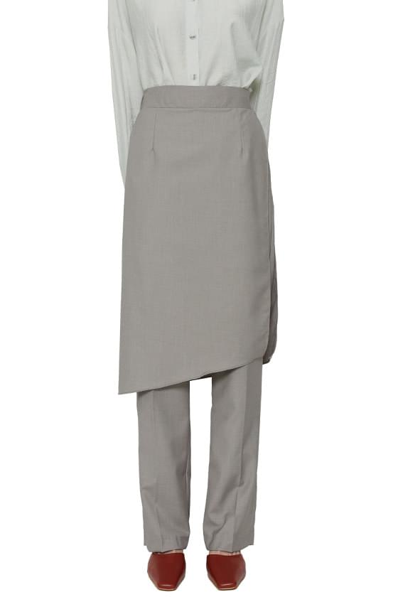 韓國空運 - Martini wrap slacks 長褲